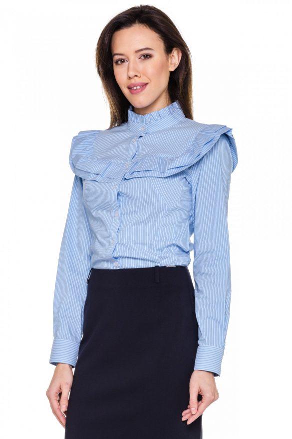 Koszule i bluzki – podpowiadamy, jak dobrać odpowiedni fason do sylwetki