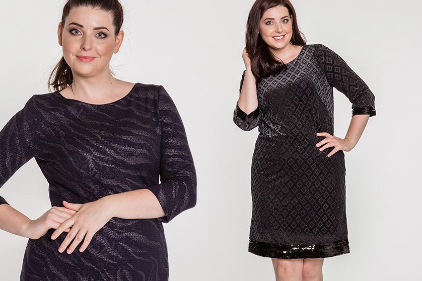 0627972677b3e0 Zdarza się, że zakup sukienki wizytowej w dużym rozmiarze sprawia paniom  wiele problemów. Kobiety o puszystych kształtach często obawiają się  założenia ...