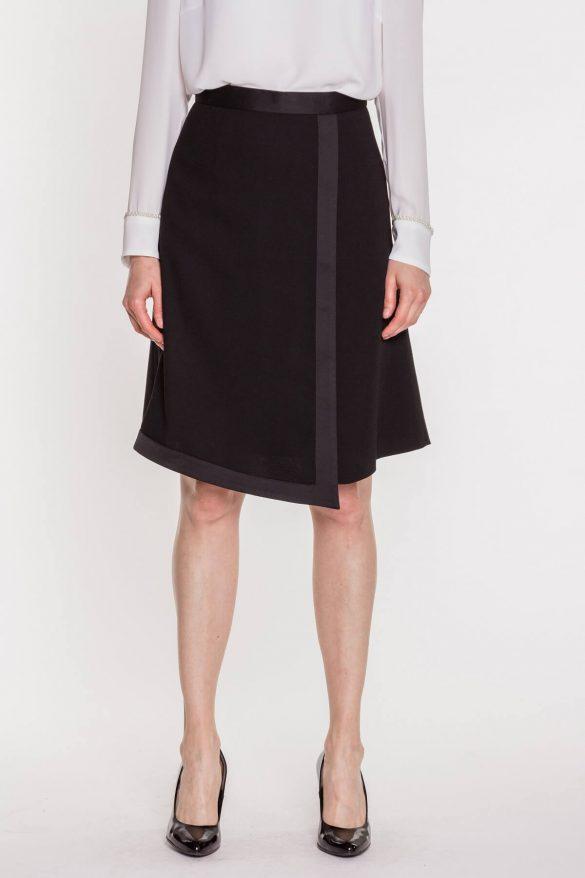 Spódnica trapezowa – geometria dalej w modzie