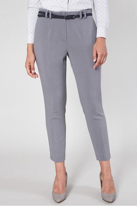 Eleganckie modele spodni do biznesowych stylizacji