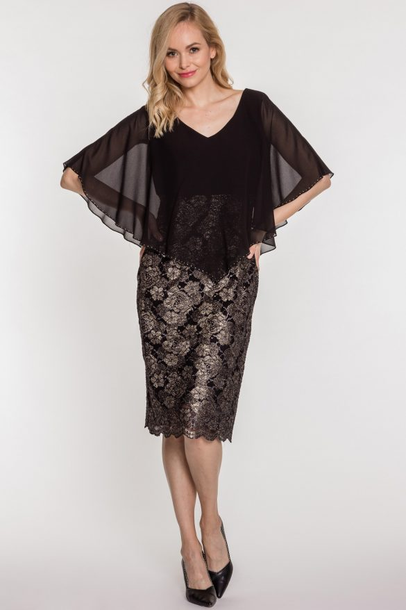 Czy wypada iść na wesele w czarnej sukience? Za i przeciw