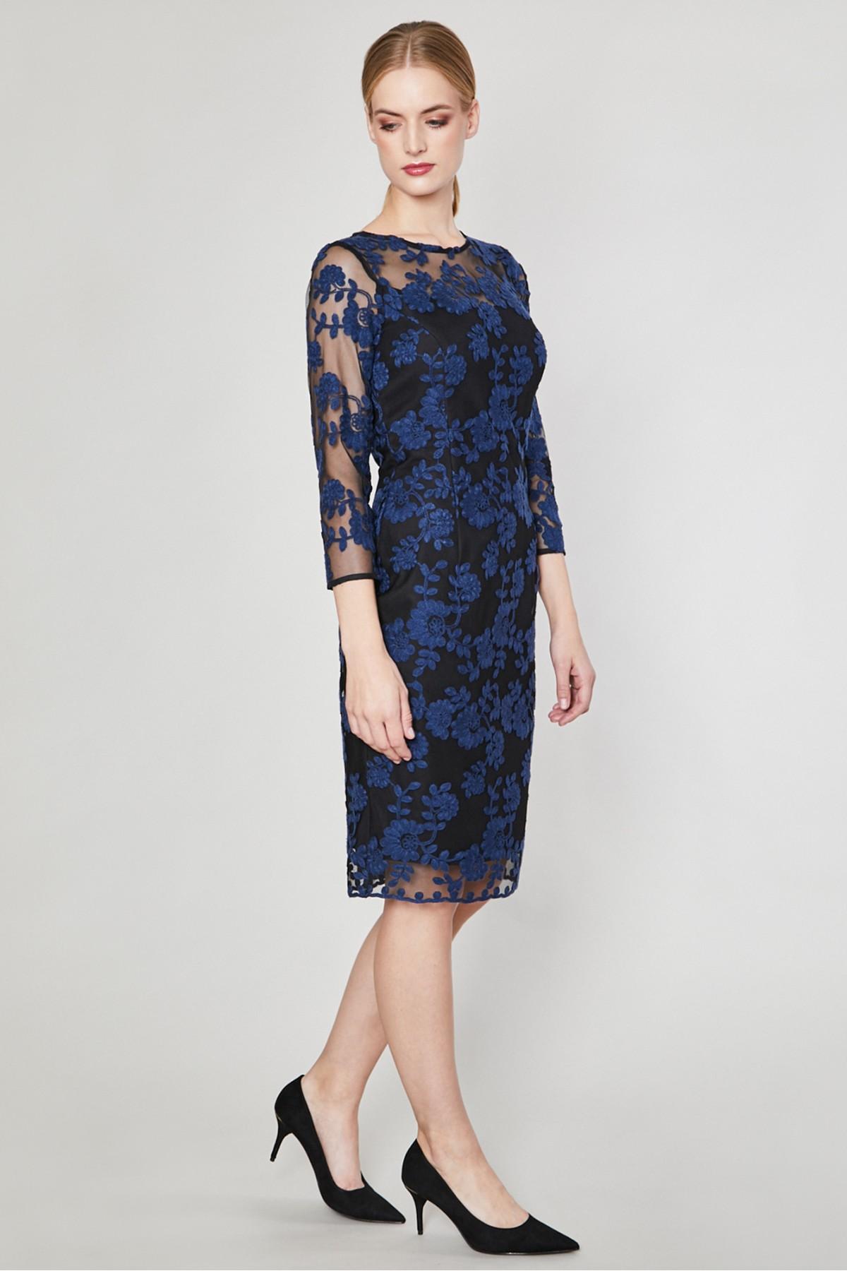 b93789bc52 Czy wypada iść na wesele w czarnej sukience  Za i przeciw. Sukienka Click