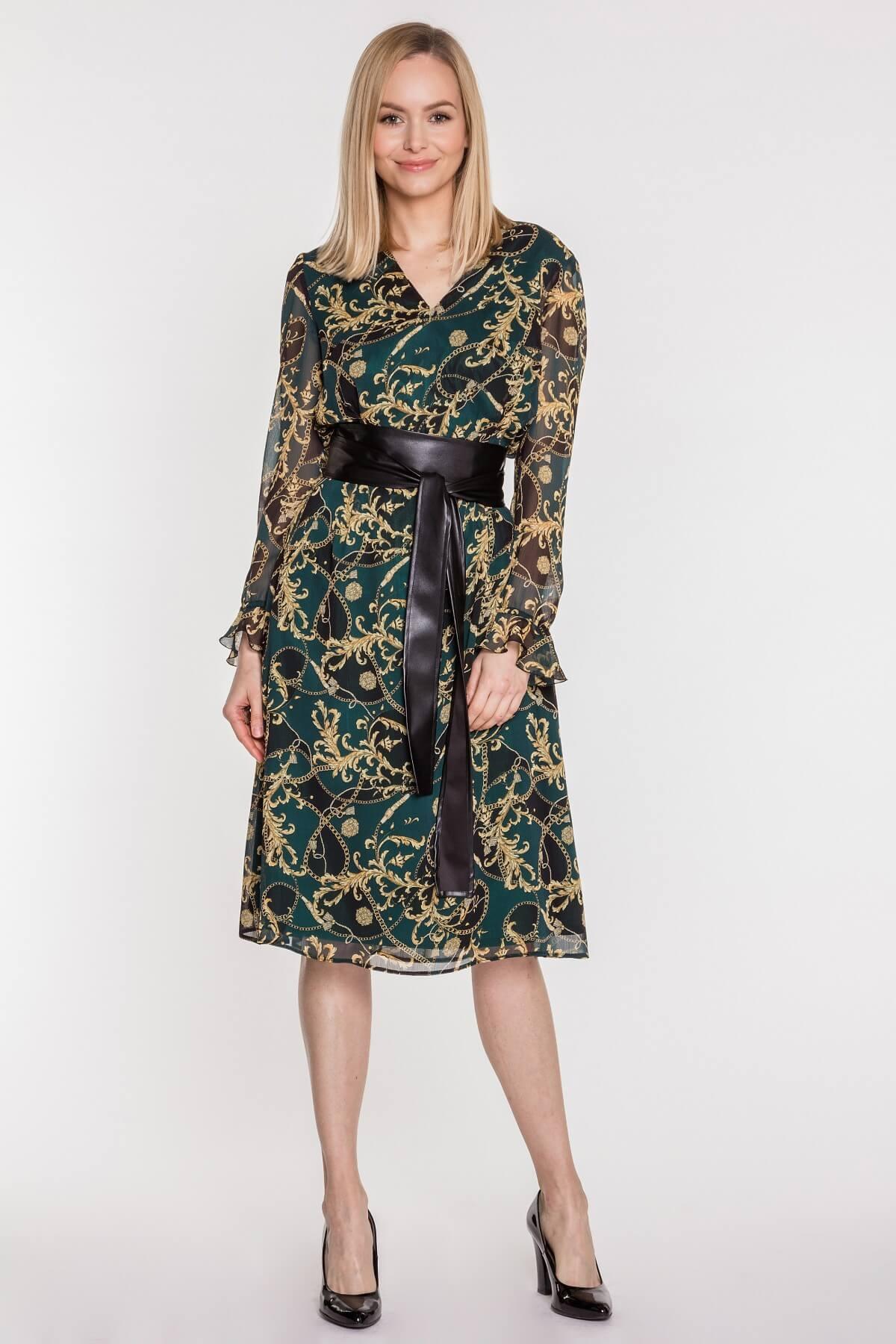 1f5ab9a335 Sukienka szyfonowa – doskonała nie tylko na lato - Blog o modzie ...