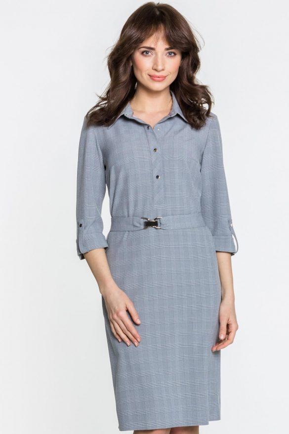 Sukienka w pepitkę – idealna na co dzień i do biura
