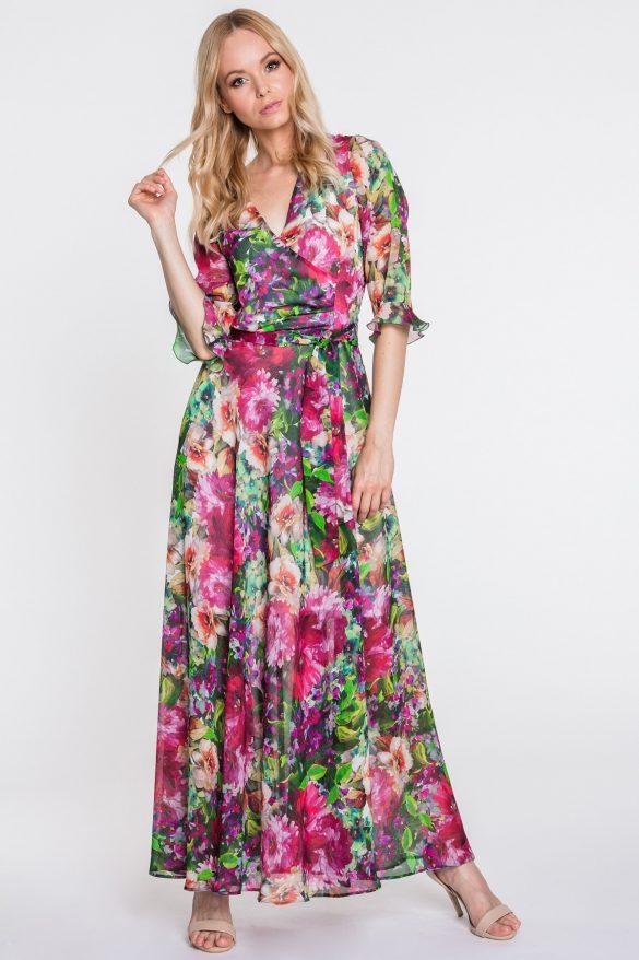 Wzorzyste sukienki – na każdą porę roku