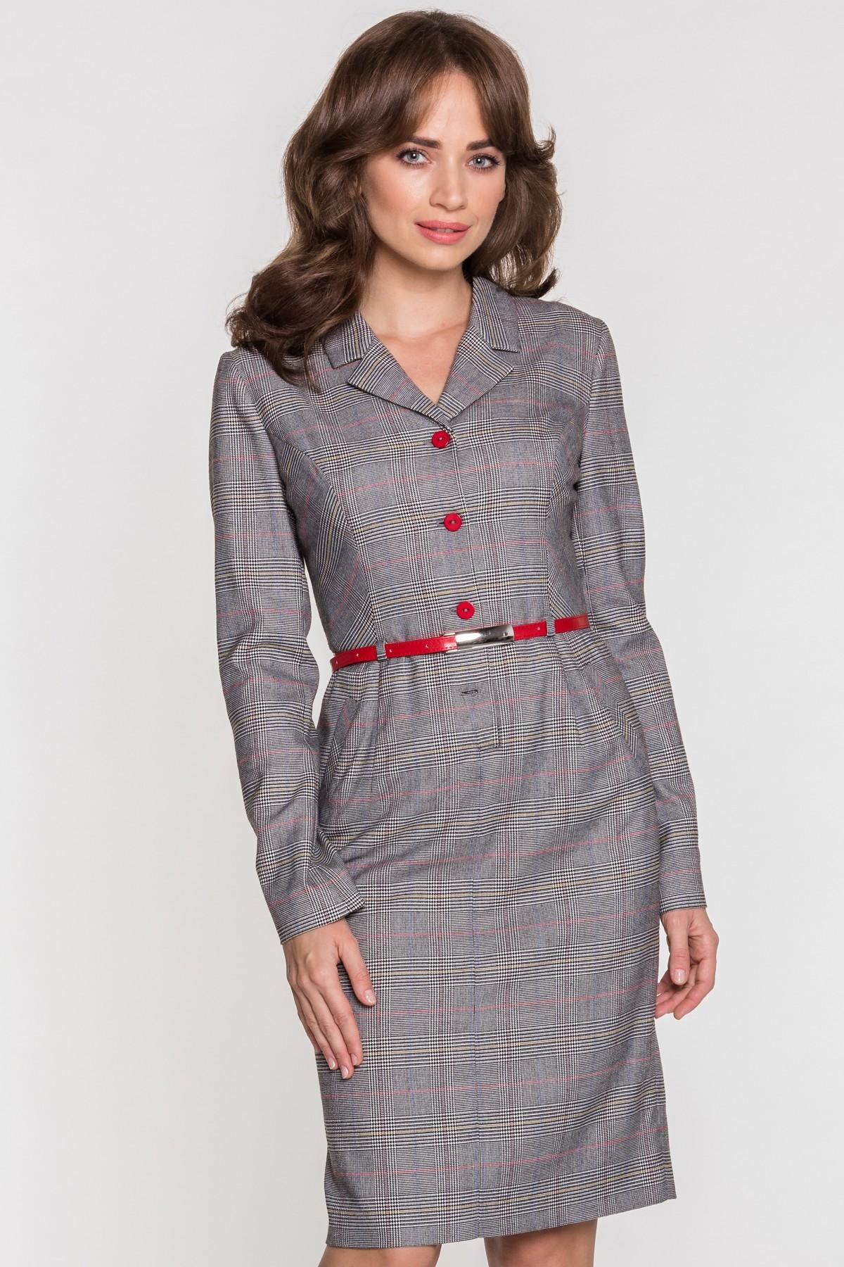 b6f15cdfcb Wzorzyste sukienki – na każdą porę roku - Blog o modzie