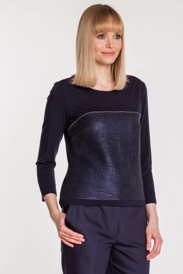 Bluzki dla puszystych – casualowe stylizacje na zimę