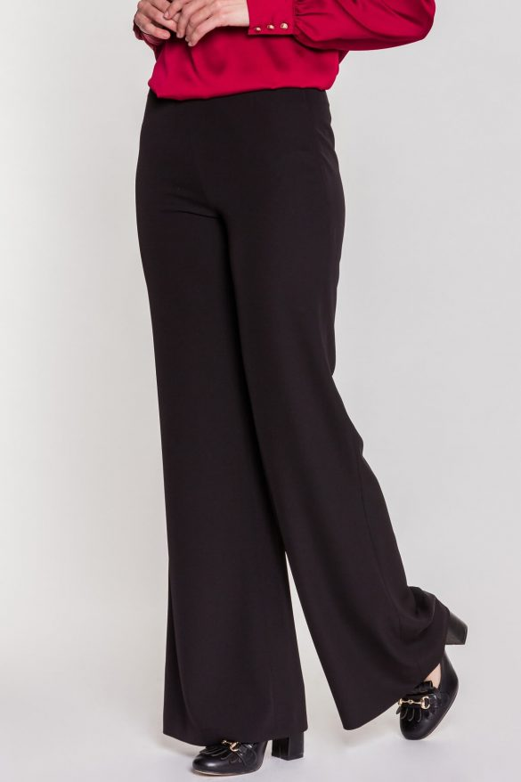 Szerokie spodnie – jak je nosić?