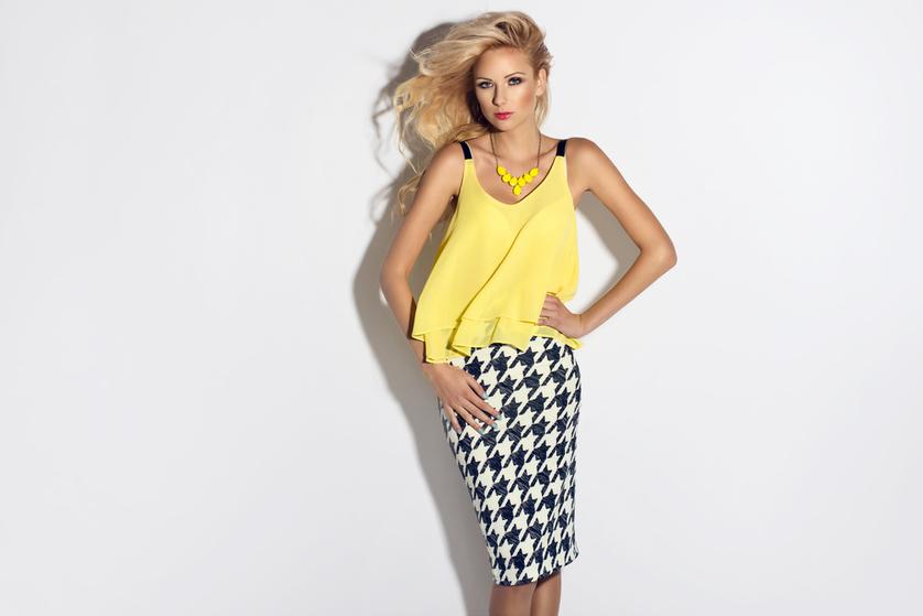 f52393bc3e Spódnica w pepitkę – z czym nosić  - Blog o modzie