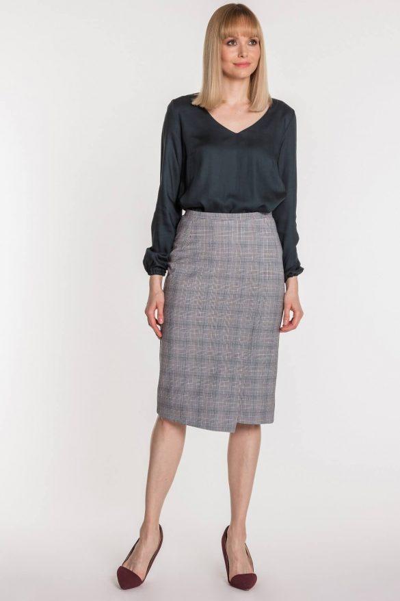 Spódnice we wzory – dla elegantek lubiących łamać schematy