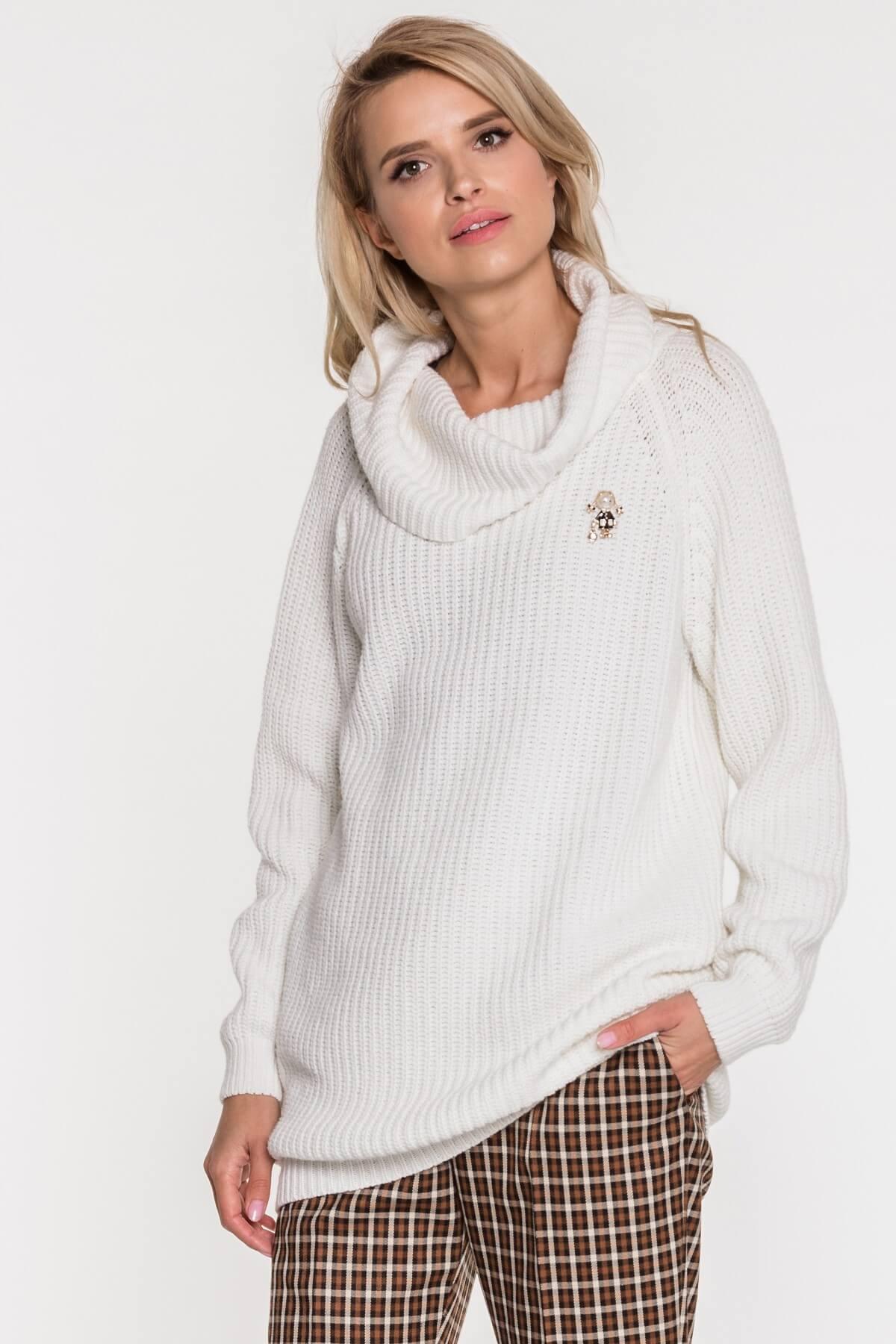 7c9ba5f8e2 Cienkie golfy damskie – jak je nosić  - Blog o modzie