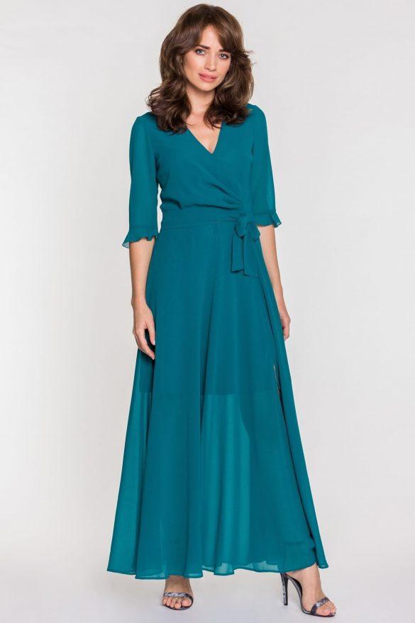 Sukienki na wesele dla puszystych pań – jaki model wybrać?