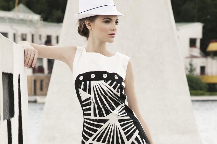Elegancja i klasa w czarno białym wydaniu Blog o modzie