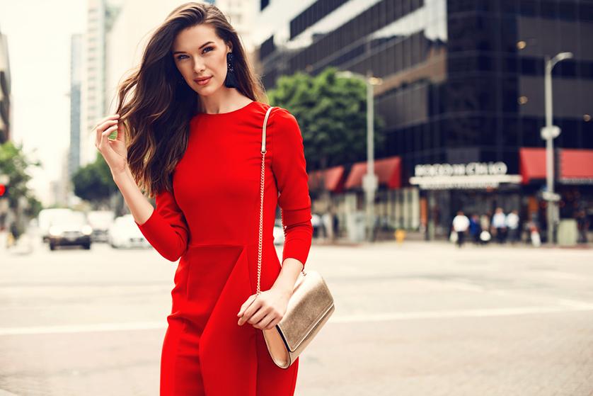 f54dcd6186 Lady in red – czerwone sukienki na każdą okazję - Blog o modzie ...