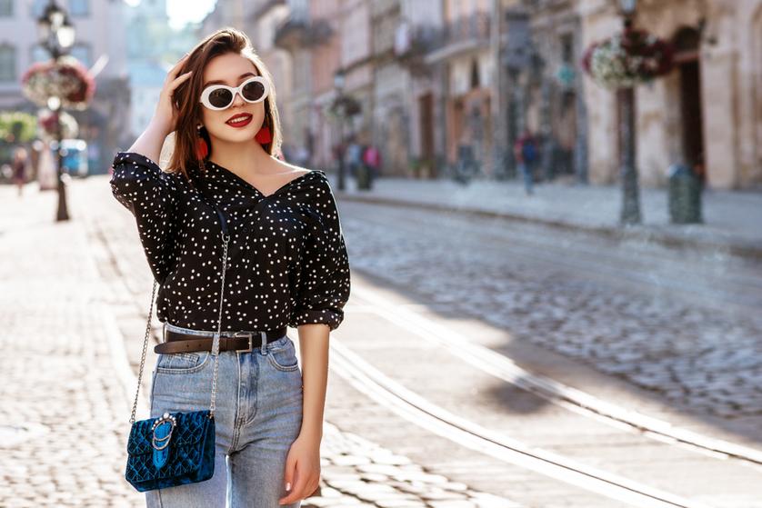 13fe8ca59d Wzorzyste ubrania są niezwykle modne w tym sezonie. Jeśli więc jesteś  kobietą nowoczesną