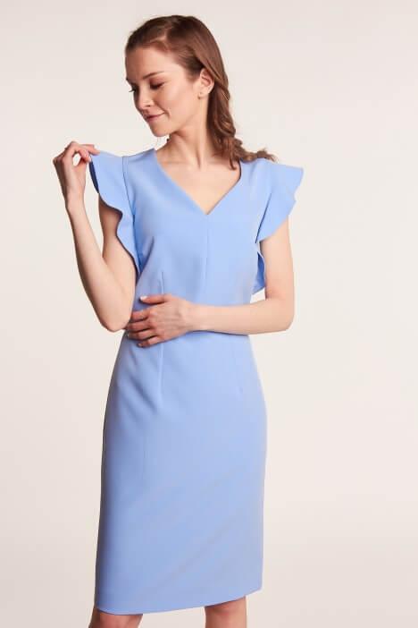 Elegancka sukienka dla świadkowej