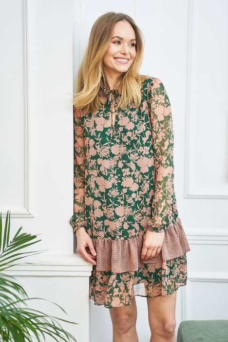 Wiosenne sukienki na co dzień