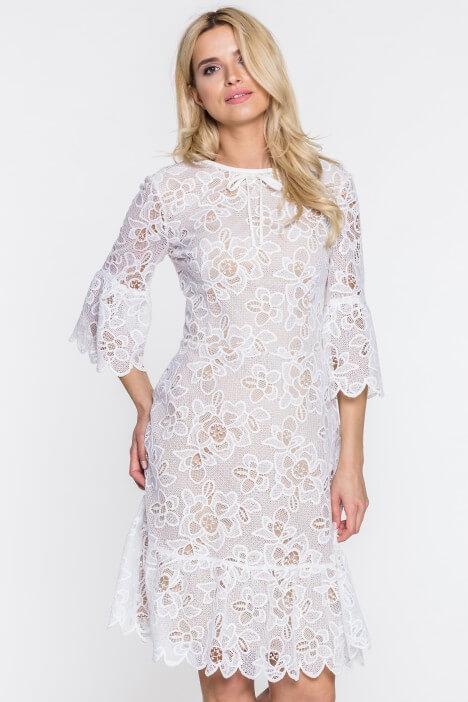 Sukienka boho na wesele