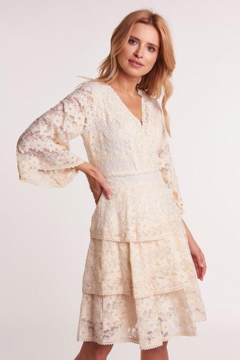 Eleganckie sukienki na komunie i rodzinne uroczystości