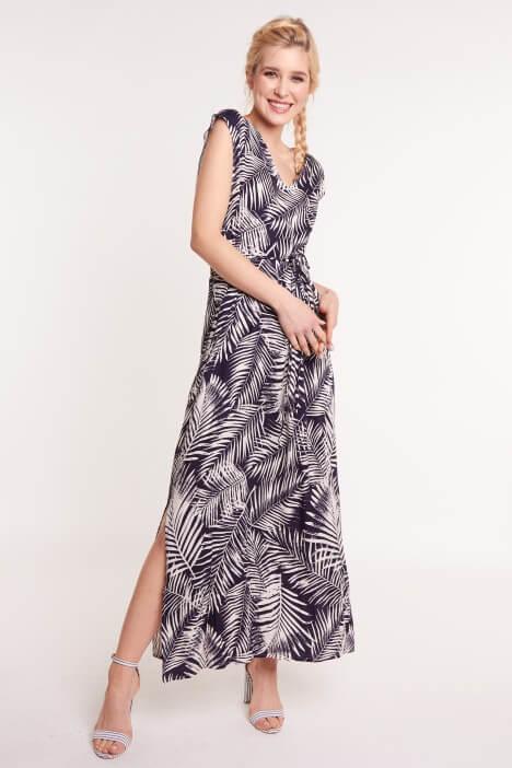 Wiosenne sukienki maxi