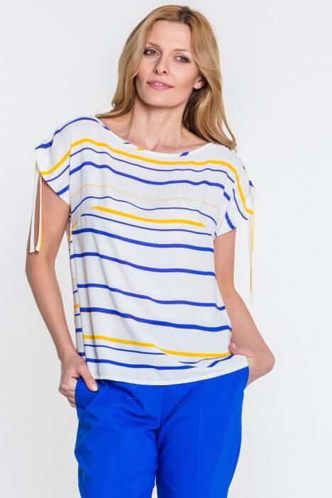 Lato w marynarskim stylu – modne ubrania w paski