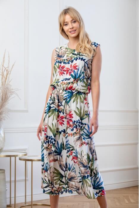 Zwiewne sukienki na letnie przyjęcie w ogrodzie