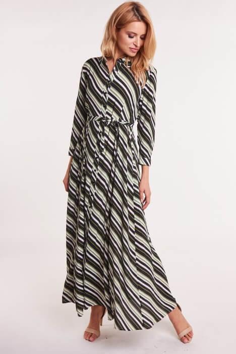 Modne długie sukienki