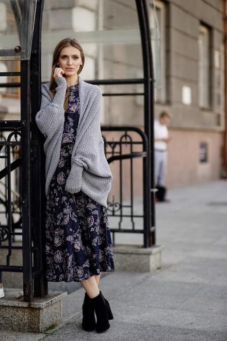 Jakie sukienki do kozaków i botków?