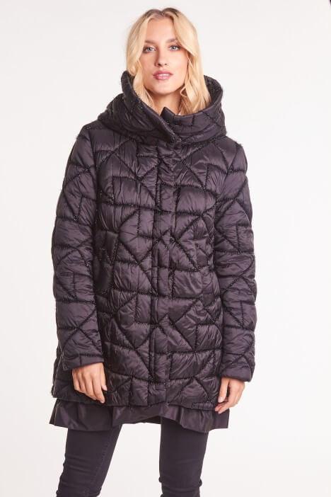 Zimowe kurtki w rozmiarze plus size