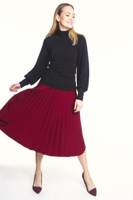 Plisowana spódnica – wiosenny hit!