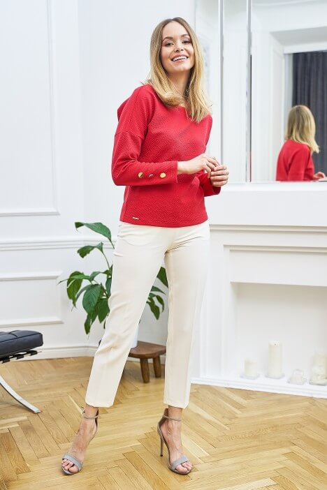 Modna w pracy – wiosenne stylizacje do biura