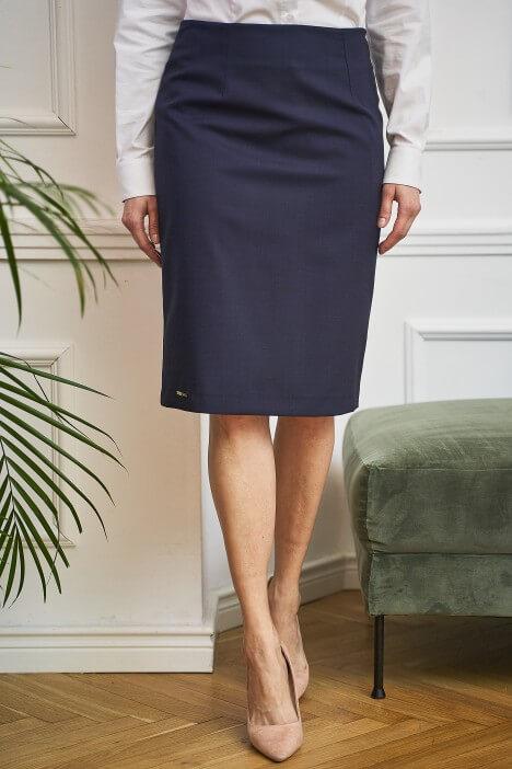 Jaka długość spódnicy do biura?
