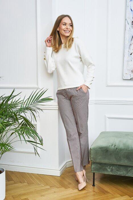 Wiosenna garderoba w paryskim stylu